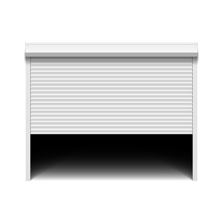 Rolluik garagedeur
