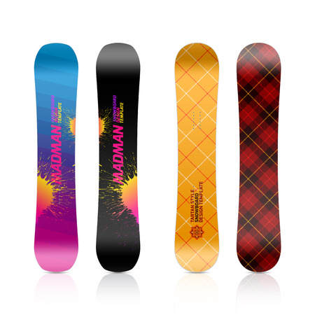 madman: Snowboard design