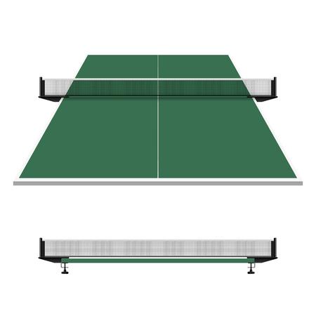 Table tennis net Stock Vector - 23244467