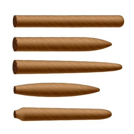 cigarro: Formas de cigarros