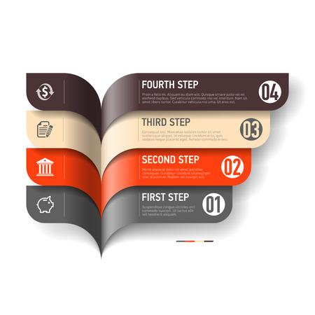 Infografik Elementen Standard-Bild - 26108598