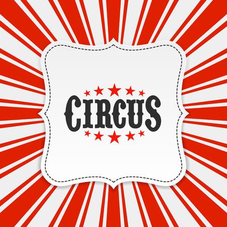 fondo de circo: Circo de fondo del cartel