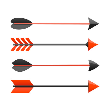 archery: Bow arrows