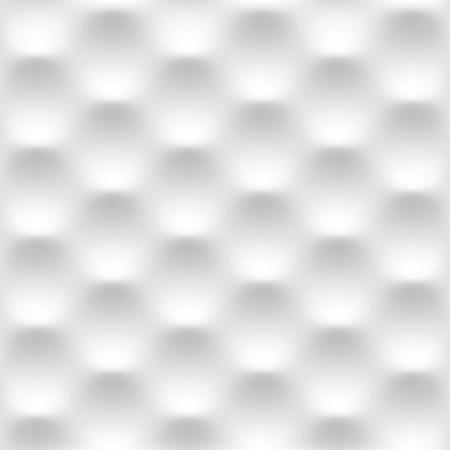 White seamless pattern Vector