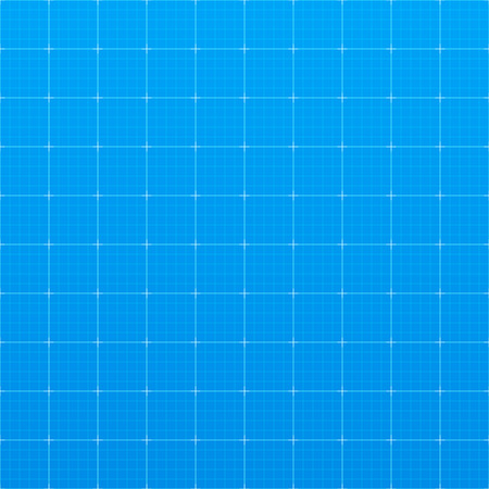 grid paper: Blueprint background