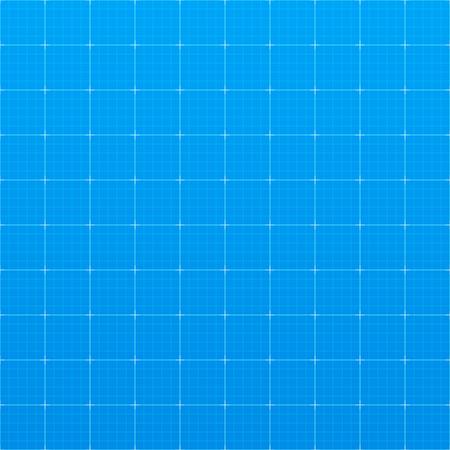 print: Blueprint Hintergrund