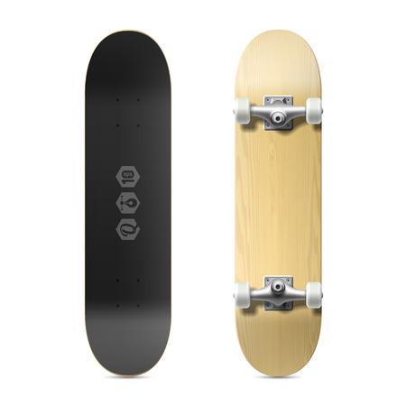 skatepark: Photorealistic  skateboard