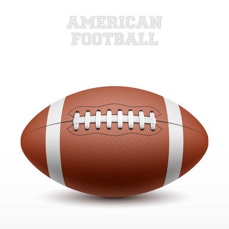 pelota rugby: Fútbol americano