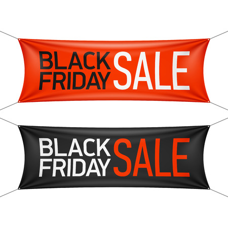business banner: Black Friday Sale banner