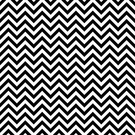 muster: Zickzack-Muster, nahtlose Darstellung Illustration