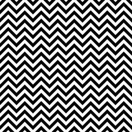 Zigzag patroon, naadloze illustratie