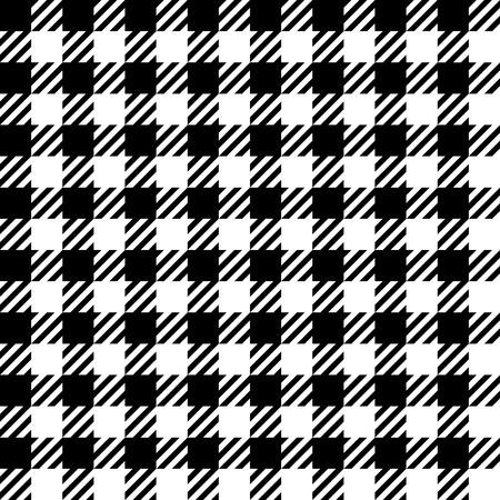 Gingham Pattern, Seamless Illustration