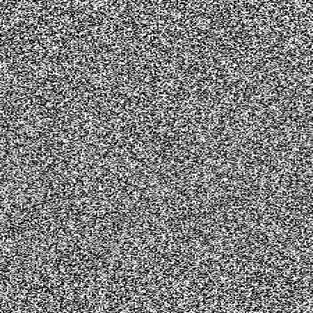 TV noise seamless texture Illustration
