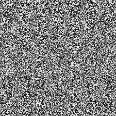 GRAINY: TV noise seamless texture Illustration
