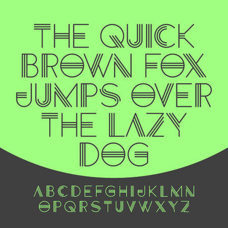 The quick brown fox jumps over the lazy dog. Аlphabet.