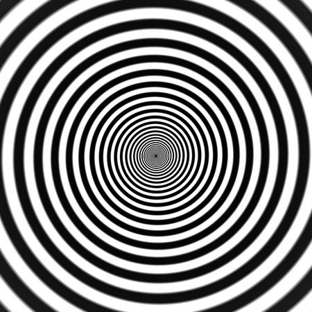 Hypnotic spiral