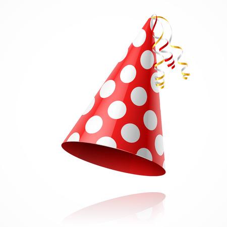 Sombrero de fiesta  Foto de archivo - 39630324