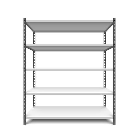 supermercado: Plataforma de almacenamiento