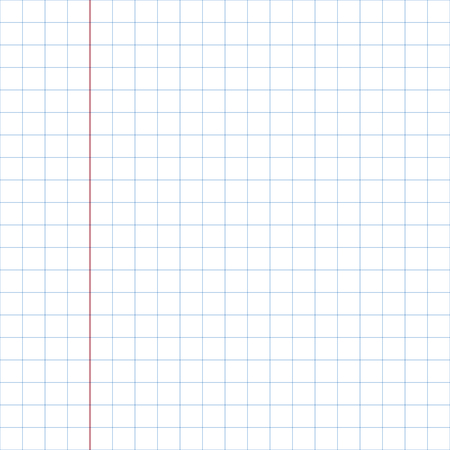 squared: Squared paper Illustration
