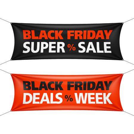 sale banner: Black Friday Sale banner