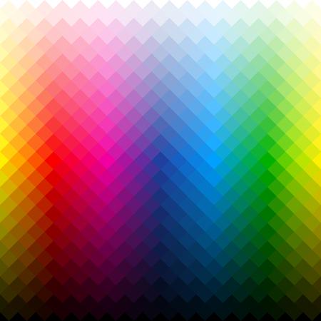 color guide: Color palette background