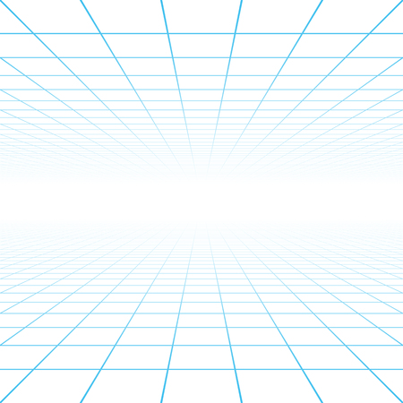 grid: Perspective grid background