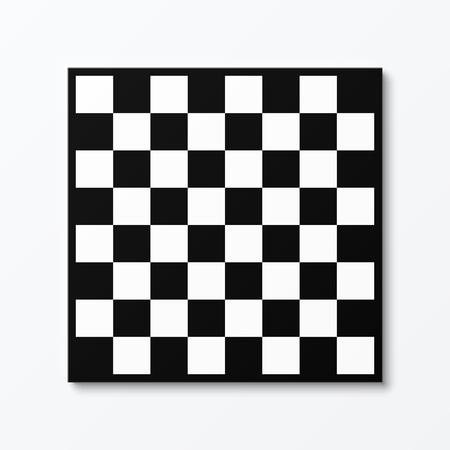 tablero de ajedrez: ilustración del tablero de ajedrez