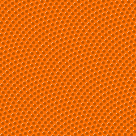 seamless texture: Basketball seamless texture with bumps