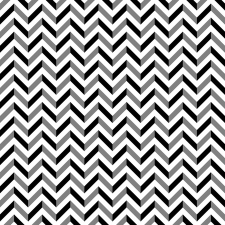 classic classical: Zigzag pattern seamless illustration