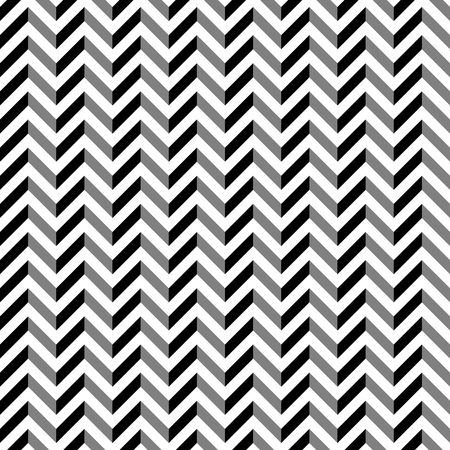 Zigzag pattern seamless illustration