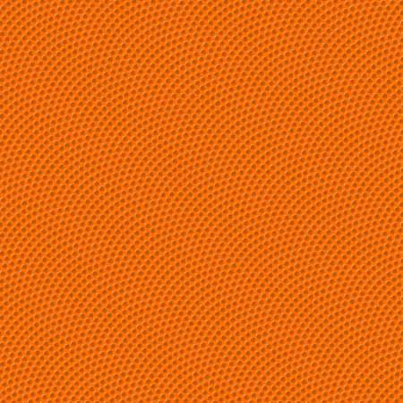 Basketball texture with bumps seamless illustration