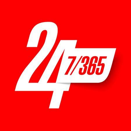 days: 247365 sign