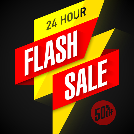 24 hour: 24 hour Flash Sale banner