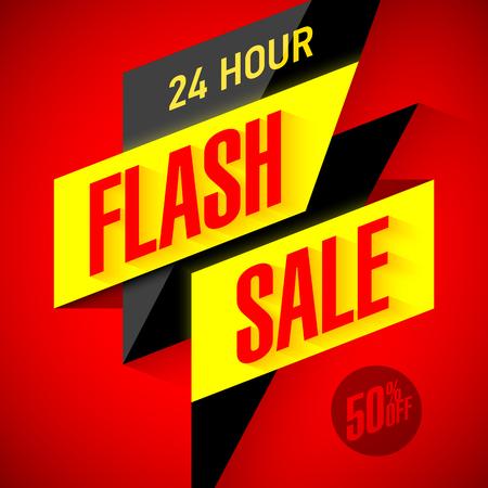twenty four hour: 24 hour Flash Sale banner