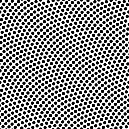 Seamless black and white basketball texture with bumps
