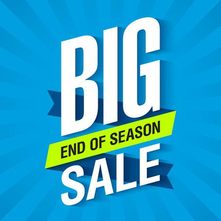 haste: Big End Of Season Sale poster