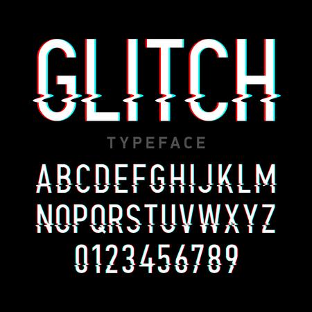 La tipografía fallo. Letras y numeros.