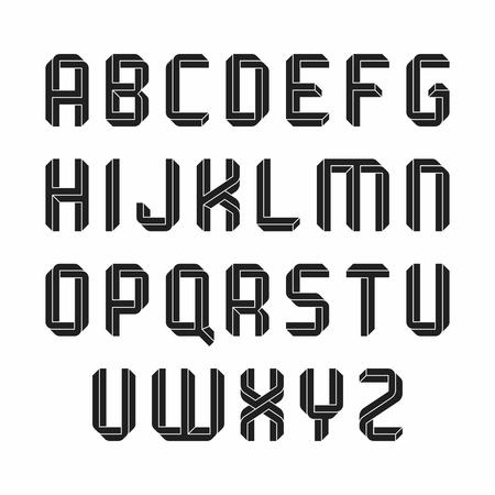 surrealistic: alphabets