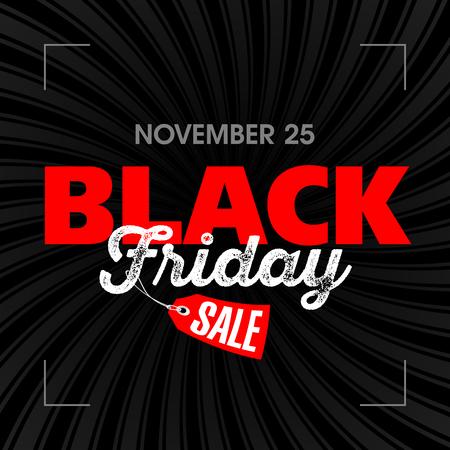 black friday: Black Friday Sale poster