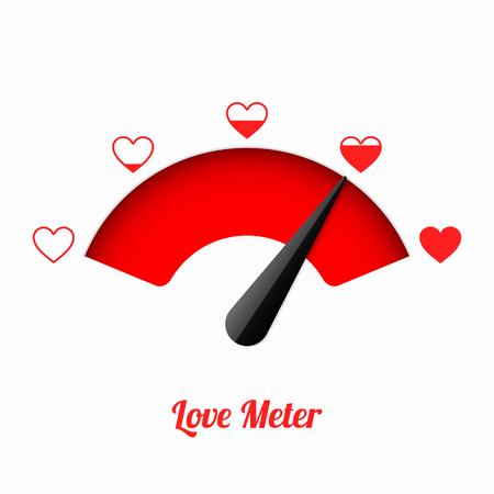 seduce: Love meter