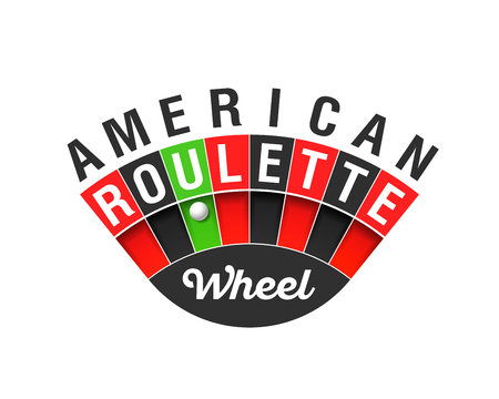 American Roulette wheel sign