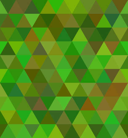 tessellation structure: Triangle seamless pattern