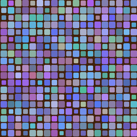 chipped:  Background of colored fun mosaic   Illustration