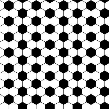 football seamless pattern Ilustração