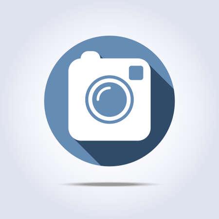 ?amera simple icon Vector
