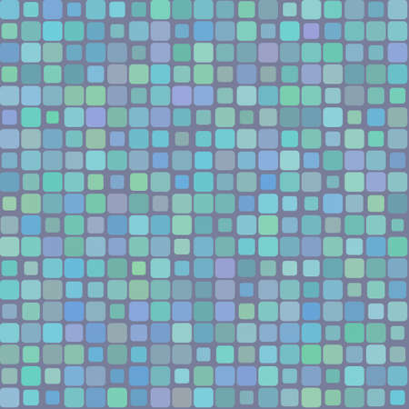 chipped: Background of colored mosaic in vector eps10