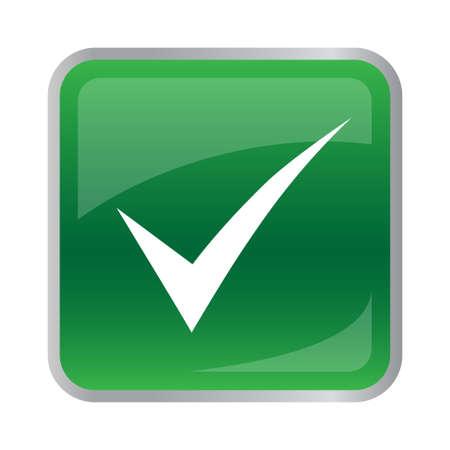 coincidir: de acuerdo icono en el bot�n verde