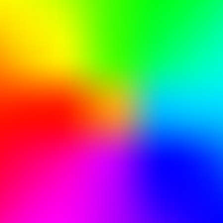 colored background: Bright rainbow mesh vector background