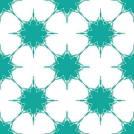 bluegreen: snowflakes background in blue-green colors.
