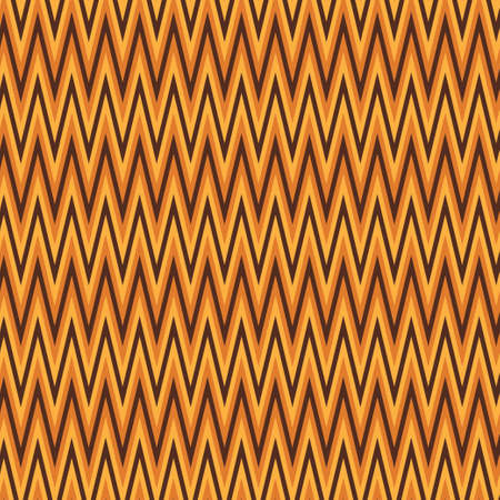 wrapping: Zigzag abstract orange wrapping pattern. Vector background